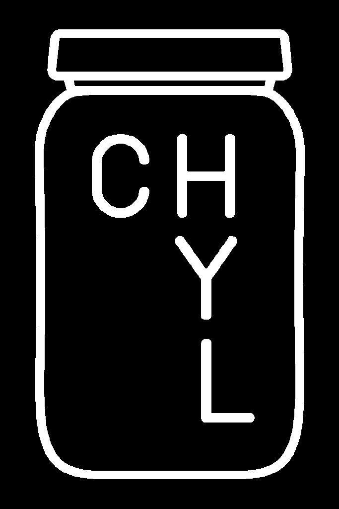 chyl logo white
